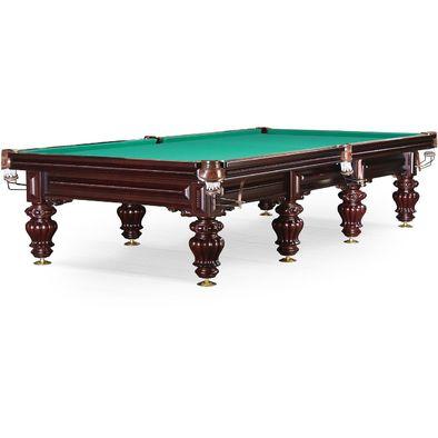 Бильярдный стол для русского бильярда Turin 12 ф (вишня)