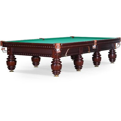 Бильярдный стол для русского бильярда Turnus II 11 ф (махагон) Фото