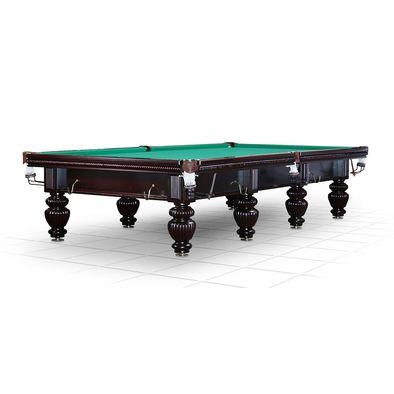 Бильярдный стол для снукера Tower 12 ф (махагон)