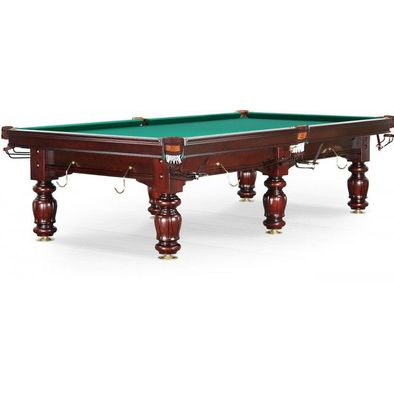 Бильярдный стол для русского бильярда Classic II 10 ф (махагон)