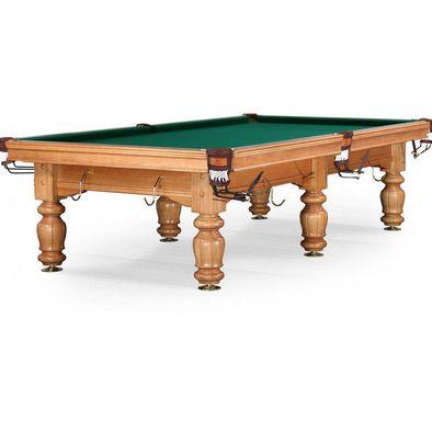 Бильярдный стол для русского бильярда Classic II 10 ф (ясень) Фото