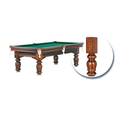 Бильярдный стол для русского бильярда Classic II 8 ф (орех)