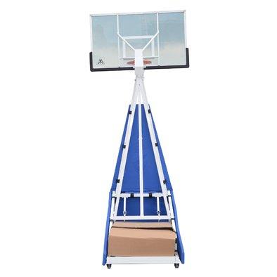 Мобильная баскетбольная стойка DFC STAND72G Pro