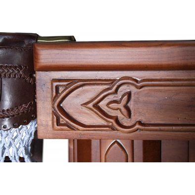 Бильярдный стол для русского бильярда Gothic 10 ф (6 ног)