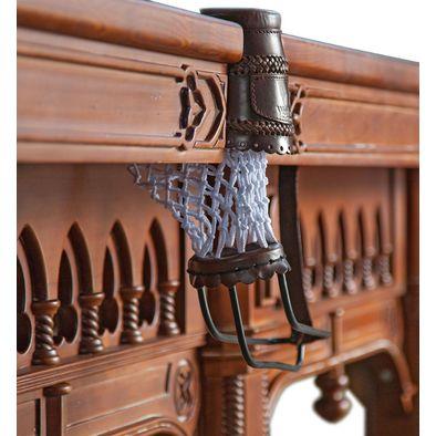 Бильярдный стол для русского бильярда Gothic 10 ф (6 ног) Фото