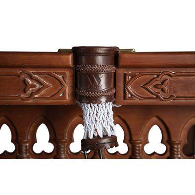 Бильярдный стол для русского бильярда Gothic 12 ф Фото