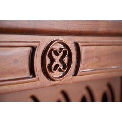 Бильярдный стол для русского бильярда Gothic 12 ф