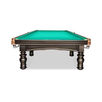Бильярдный стол для русского бильярда Фаворит 12 футов (махагон)