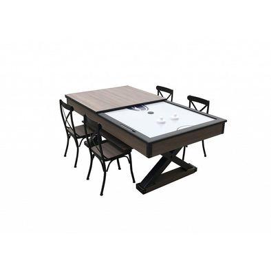 Игровой стол Аэрохоккей Superior со столешницей