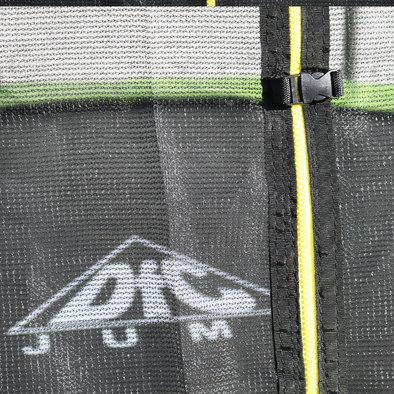 Батут c сеткой складной DFC Jump 6ft