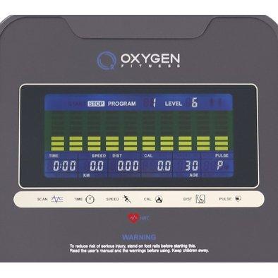 Эллиптический тренажер Oxygen EX-56 HRC Фото