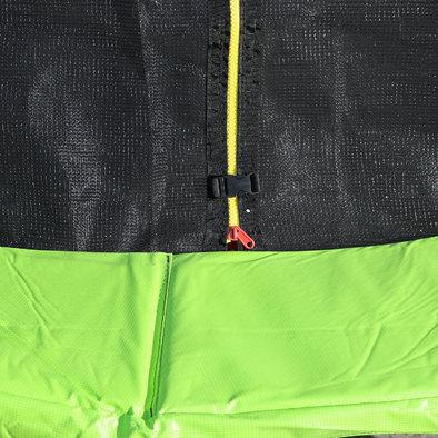Батут c сеткой складной DFC Jump 8ft Фото