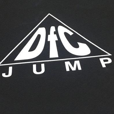 Батут c сеткой складной DFC Jump 8ft
