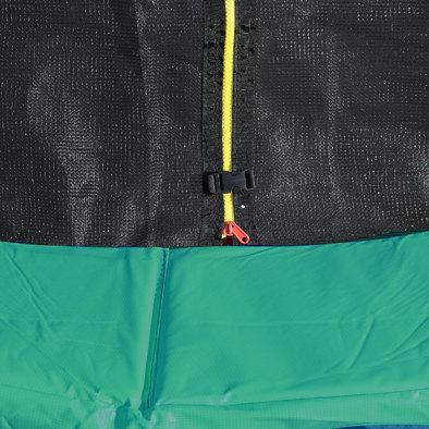 Батут c сеткой складной DFC Jump 14ft Фото