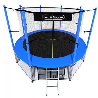 Батут с сеткой i-Jump 14ft Фото