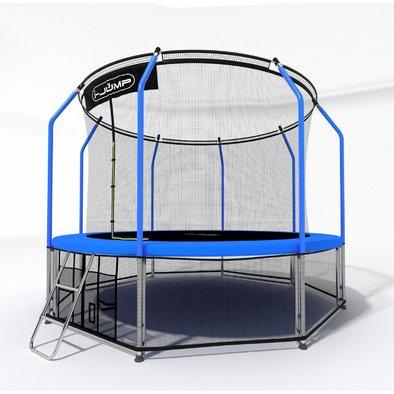 Батут с сеткой i-Jump Elegant 8ft Фото