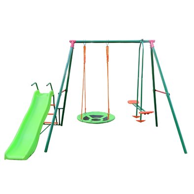 Детский комплекс с горкой DFC RGN-03