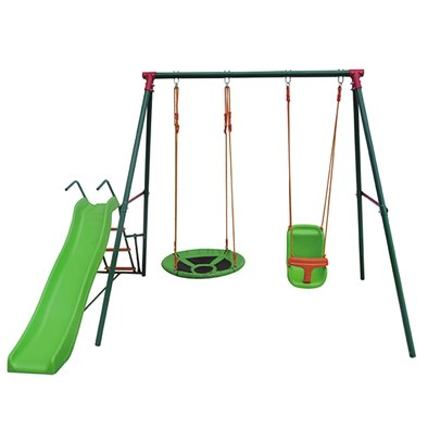 Детский комплекс с горкой DFC RBS-02