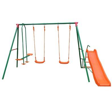 Детский комплекс с горкой DFC MSN-01 Фото