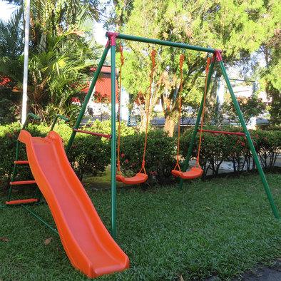 Детский комплекс с горкой DFC MSS-01