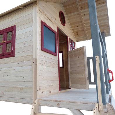 Детский деревянный городок DFC DKW298 Фото