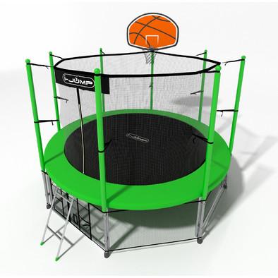 Батут с сеткой i-Jump Basket 10ft
