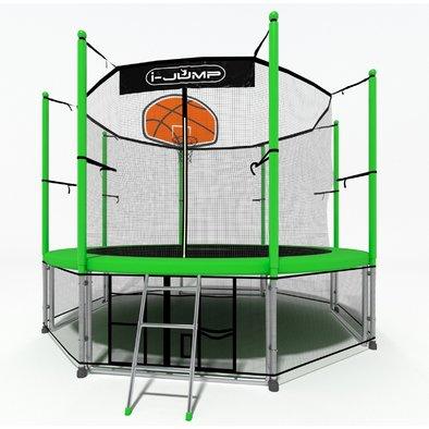 Батут с сеткой i-Jump Basket 16ft