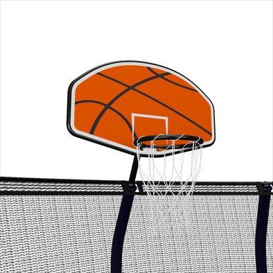 Баскетбольный щит для батутов Unix Supreme 10-16ft