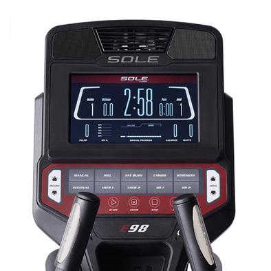 Эллиптический тренажер Sole E98 (2016)