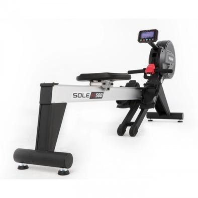 Гребной тренажер Sole SR500 Фото