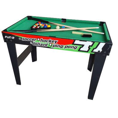 """Игровой стол """"Трансформер"""" DFC FUN2 4 в 1 Фото"""