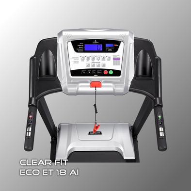 Беговая дорожка Clear Fit Eco ET 18 AI Фото