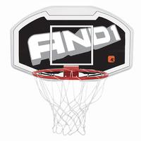 Баскетбольный щит AND1 Basketball Backboard