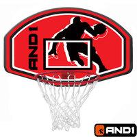 Баскетбольный щит AND1 Junior Backboard and Goal Combo