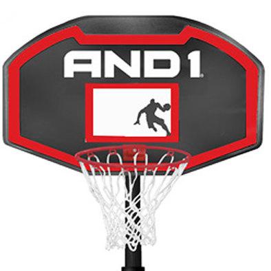 Баскетбольная стойка AND1 Zone Control Basketball System Фото