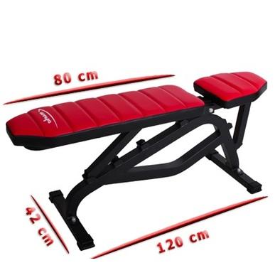 Скамья для силовых упражнений Marbo MS-L001 Фото
