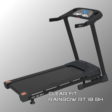 Беговая дорожка Clear Fit Rainbow RT 18 BH