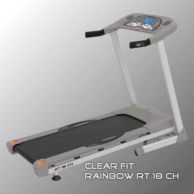 Беговая дорожка Clear Fit Rainbow RT 18 CH Фото