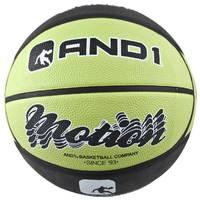 Баскетбольный мяч AND1 Motion Black/Green