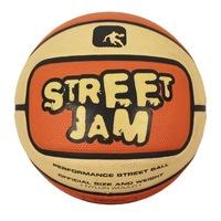 Баскетбольный мяч AND1 Street Jam Orange/Cream