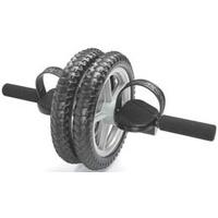Колесо для отжиманий двойное с педалями HouseFit DD-6130