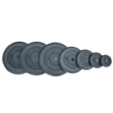 Диски обрезиненные черные 31 мм