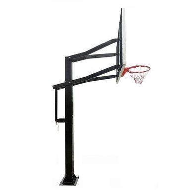 Стационарная баскетбольная стойка DFC SBA029 Фото