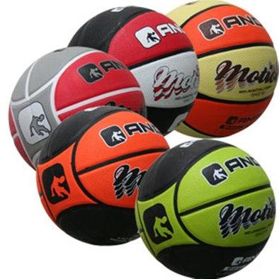 Баскетбольный мяч AND1 Motion Red/Grey Фото