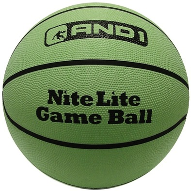 Баскетбольный мяч AND1 Nite Lite Фото