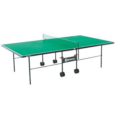 Теннисный стол всепогодный Sponeta S1-04e зеленый Фото