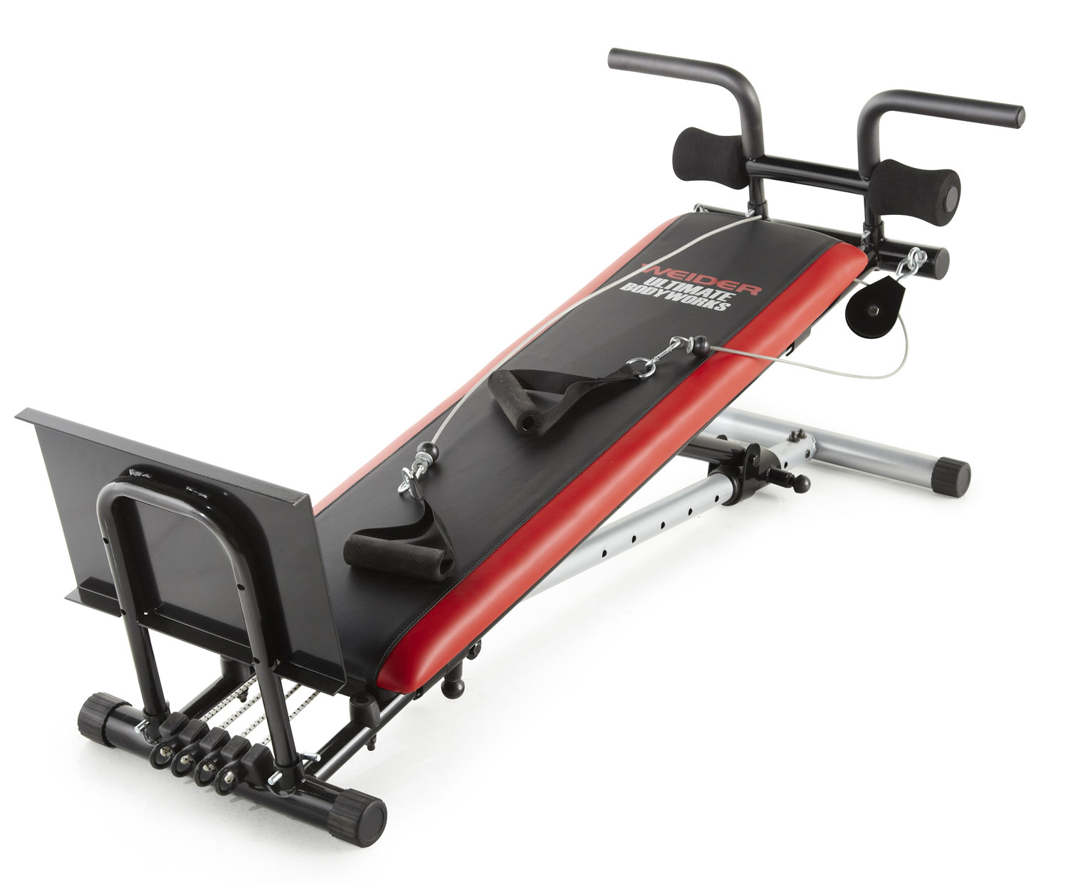 Силовой тренажер Weider Ultimate Body Works Total Trainer